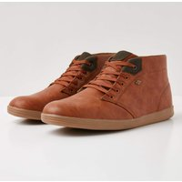 COPAL MID Heren sneakers hoog - Cognac - maat 42