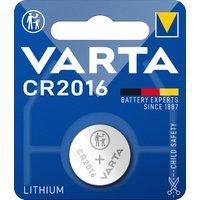 VARTA Lithium Knopfzelle , Professional Electronics, , CR2016