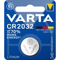 VARTA Lithium Knopfzelle , Professional Electronics, , CR2032