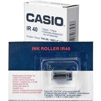 CASIO IR40T - Rouleau encreur - Noir impression - Noir - (-)