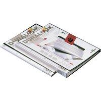 DURABLE Sichtbuch DURALOOK Plus, mit 20 Sichthüllen, schwarz