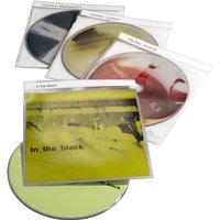 DURABLE CD-/DVD-Hülle TOP COVER, für 1 CD, PP, transparent