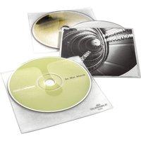 DURABLE CD-/DVD-Hülle COVER, für 1 CD, PP, transparent