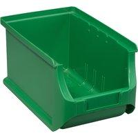 allit Sichtlagerkasten ProfiPlus Box 3, aus PP, grün