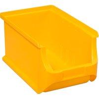 allit Sichtlagerkasten ProfiPlus Box 3, aus PP, gelb