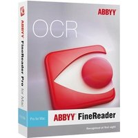 ABBYY FineReader Pro, 1 User, MAC, Vollversion, Download