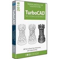 2D/3D Training Guides TurboCAD Mac, English