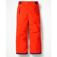 All-weather Waterproof Trouser Orange Boys Boden, Orange