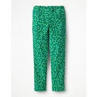 Cord Leggings Green Girls Boden, Green