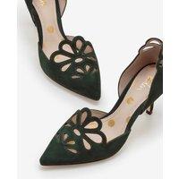 Eloise Mid Heels Green Women Boden, Green