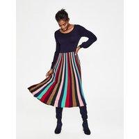 Margie Dress Multi Women Boden, Multicouloured