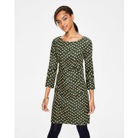 Amber Dress Green Women Boden, Green