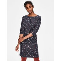 Amber Dress Grey Women Boden, Grey