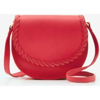 Lingfield Mini Saddle Bag Red