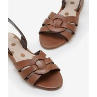 Adora Slingbacks Brown