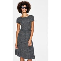 Amelie Jersey Dress Khaki
