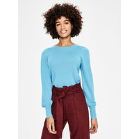 Antonia Jumper Blue Women Boden, Blue