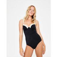 Milos Cup-size Swimsuit Black Women Boden, Black