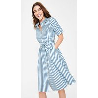 Anastasia Shirt Dress Blue