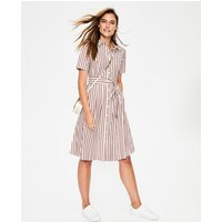 Anastasia Shirt Dress Brown