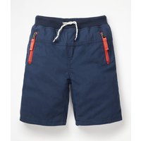 Adventure Shorts Blue Boys Boden, Blue