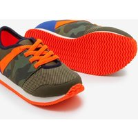 Active Trainers Green Boys Boden, Green