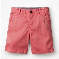 Chino Shorts Pink Boys Boden, Pink