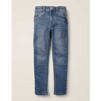 Adventure-flex Skinny Jeans Denim Boys Boden, Denim