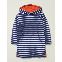 Towelling Throw-on Navy Boys Boden, Navy