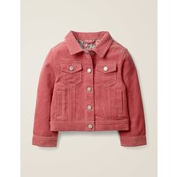 Johnnie B Everyday Denim Jacket Pink Girls Boden, Pink