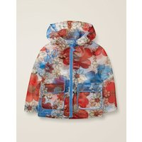 Printed Transparent Mac Multi Girls Boden, Multi