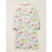 Printed Nightie Multi Girls Boden, Multicouloured