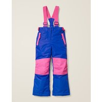 All-weather Waterproof Trouser Blue Girls Boden, Blue