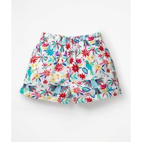 Colourful Woven Shorts Multi Girls Boden, Multicouloured