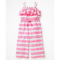 Strappy Jumpsuit Pink Girls Boden, Pink