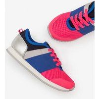 Active Trainers Pink Girls Boden, Pink