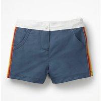 Board Shorts Blue Girls Boden, Blue