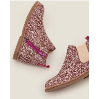 Leather Chelsea Boots Multi Girls Boden, Multicouloured