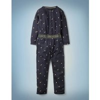 Wingardium Leviosa Jumpsuit Blue Girls Boden, Blue