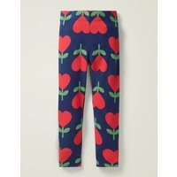 Fun Leggings Navy Boden, Navy