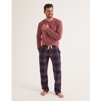Brushed Cotton Pyjama Bottoms Multi Men Boden