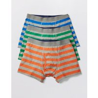 3 Pack Jersey Boxers Green Men Boden, Multicouloured