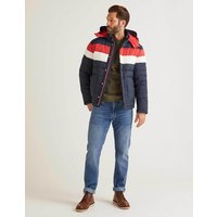 Boden Guildford Quilted Jacket Navy Men Boden, Navy