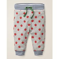 Reversible Jersey Trousers Grey Baby Boden, Grey