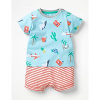 Fun Pocket Jersey Play Set Multi Baby Boden, Multicouloured