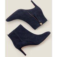 Boden Bracknell Ankle Boots Navy Women Boden, Navy