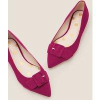 Renee Flats Purple Women Boden, Purple
