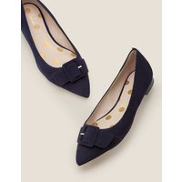 Renee Flats Navy Women Boden, Navy