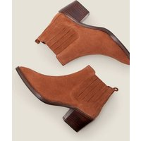 Burwell Ankle Boots Brown Women Boden, Tan