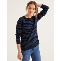 Boden The Sweatshirt Navy Women Boden, Navy